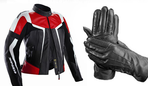 Leather Jacket and Gloves Dry Cleaner
